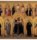 mantegna 011 st luke polyptych 1453