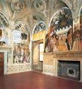 mantegna 042 camera degli sposi 1465