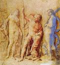 Mantegna Andrea Mars and Venus