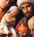 Mantegna Andrea The Adoration of the Magi dt1
