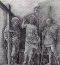 Mantegna Andrea The Resurrection of Christ
