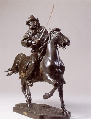 Mounted Cavalier