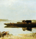 Maris Jacobus The ferry Sun