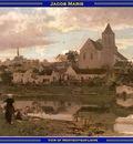 PO Vp S2 31 Maris View of Montigny sur Loing