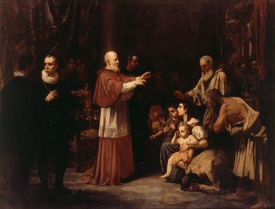 Marques Francisco Domingo El Beato Juan de Ribera en