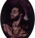 Marques Francisco Domingo Retrato de D  Agustin Domingo hermano del autor