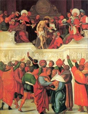 mazzolino, ludovico italian, active 1504 1530