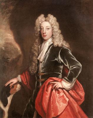Medina John Portrait Of Thomas Boothby
