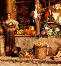 Meerts Frans Un Marche Aux Legumes