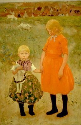 Melchers Julius Garbaldi The Sisters