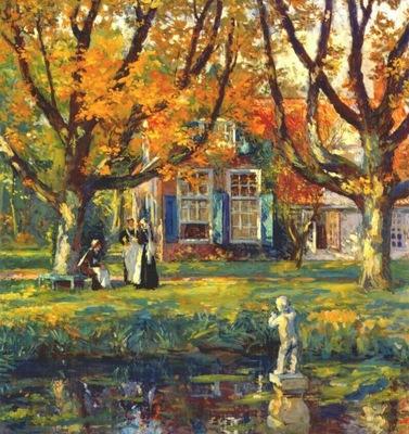 melchers my garden 1900