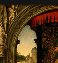 MEMLING MADONNA AND CHILD WITH ANGELS,DETALJ1, NGW