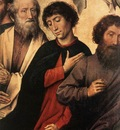 Memling Hans Last Judgment Triptych open 1467 1 detail6