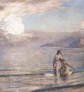 Menard Bathers on the Beach