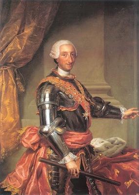mengs, anton raphael german, 1728 1779