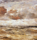 Mesdag Hendrik La Mer du Nord Sun