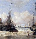 Mesdag Hendrik Willem Marine Sun