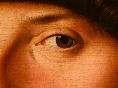 Antonello da Messina Portrait of a Young Man, probably 1475,
