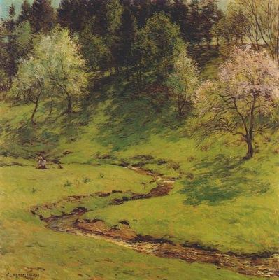 metcalf blossom time