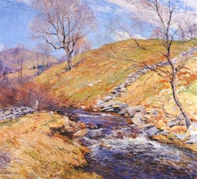 metcalf brook in march