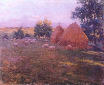metcalf haystacks c1888