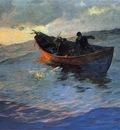 Metcalf Willard L On the Suffolk Coast
