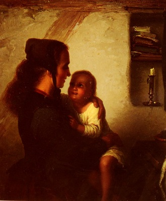 Meyer von Bremen Johann Georg Maternal Bliss