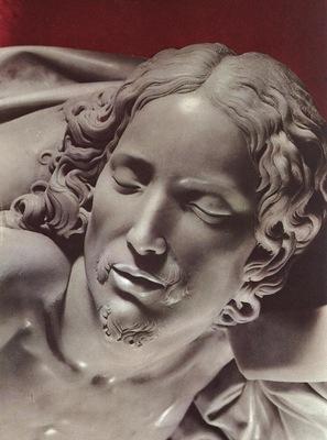 Michelangelo Pieta 1499 detail2