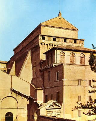 The Sistine Chapel Photo