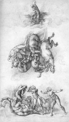 The fall of Phaethon EUR