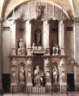 Tomb of Pope Julius EUR