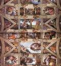 Ceiling of the Sistine Chapel EUR