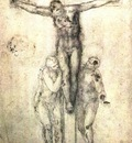 Crucifix drawing EUR