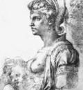 Michelangelo Allegorical figu