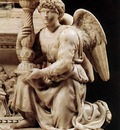 Michelangelo Angel with Candlestick