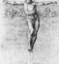 Michelangelo Christ on the Cross
