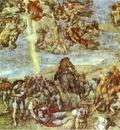 Michelangelo Conversion of Saint Paul
