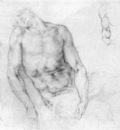 michelangelo pieta 1519
