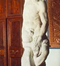 Michelangelo Slave bearded