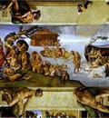 Michelangelo The Flood