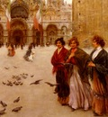 Migliaro Vincenzo The Afternoon Stroll