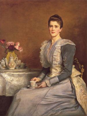 Millais Mary Chamberlain