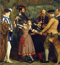 Millais John Everett The Ransom