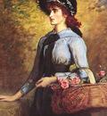 Millais Sir John Everett British Sweet Emma Morland SnD 1892 O C 121 3 by 90 8cm