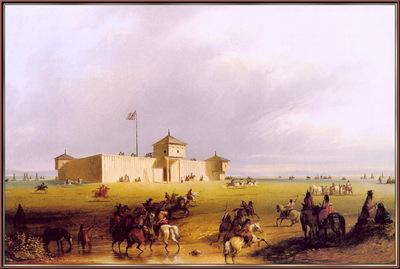 Miller Fort William on the Laramie sj