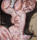 modigliani nude caryatid