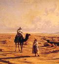 The Desert Cavalcade