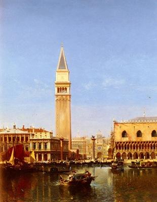 Moer Jean Baptiste van The Grand Canal, Venice