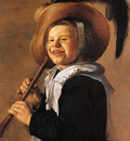 Molenaer Jan Miense Girl with flute Sun