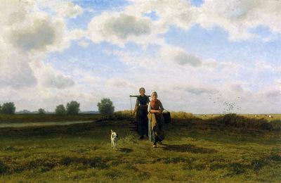 Mollinger Gerrit Alexander Milk bearers Sun